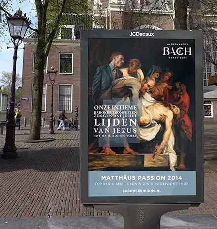Def De Nederlandse bachve.. Abri poster 2