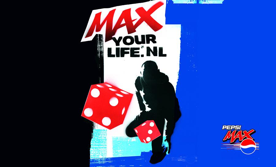 Def Maarten va...Pepsi poster2