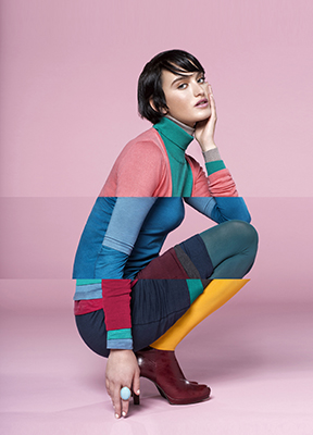 Def Work verzamel  Hema colorblocking